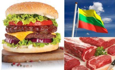Vleesproducent op zoek naar distributeur voor hamburgers