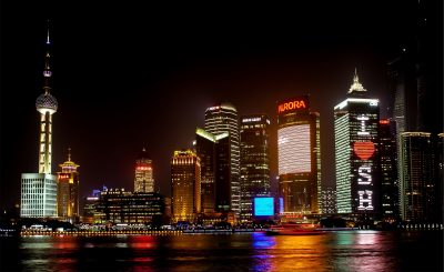 Kom naar de China Business Week