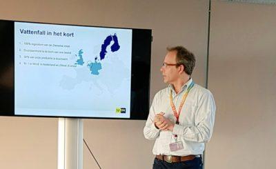 HOGIAF aanwezig bij Charterbijeenkomst: 'Work-life balance, genderdiversiteit op de werkvloer'