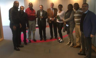 HOGIAF ontvangt ondernemersdelegatie uit Congo