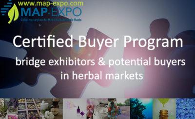MAP Expo 2017: Internationale marktplaats voor medicinale en aromatische planten