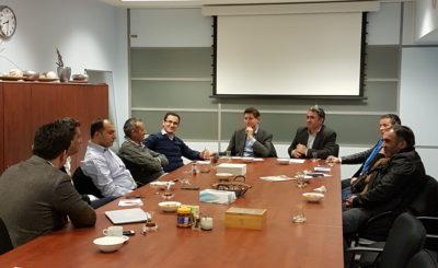 HOGIAF organiseert geslaagde bijeenkomst met kandidaat-Kamerlid Jan Paternotte (D66)