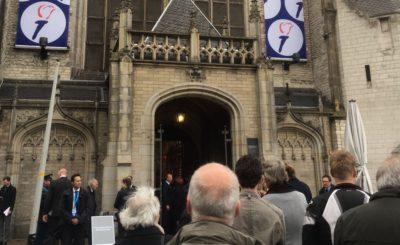 HOGIAF aanwezig bij de Nationale Herdenking in Amsterdam