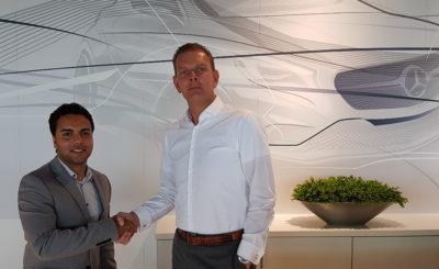 Succesvolle samenwerking met Mercedes-Benz Dealer Bedrijven opnieuw verlengd!