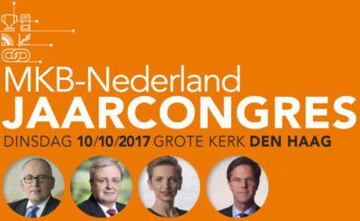 MKB-Nederland Jaarcongres: Ondernemen in oplossingen