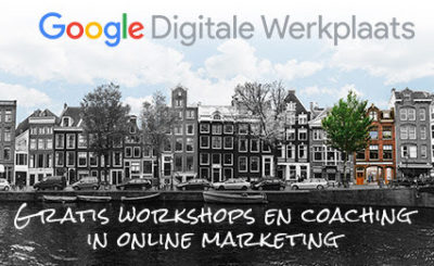 Gratis workshops en coaching in de Google Digitale Werkplaats