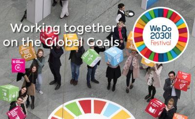 Laat u inspireren tijdens het WeDo 2030! festival