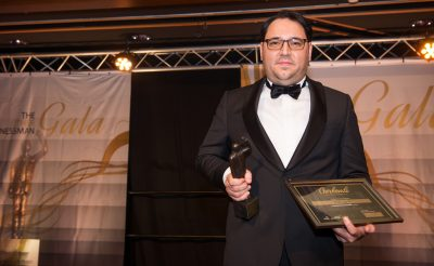 HOGIAF-lid Bilal Çaki verkozen tot The Other Businesman 2017!