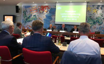 HOGIAF woont Algemene Ledenvergadering MKB-Nederland bij