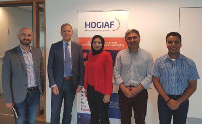 'HOGIAF Commissie Pakistan' ter bevordering van handel tussen Nederland en Pakistan!