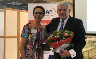 Geslaagd event HOGIAF Utrecht met burgemeester Utrecht als speciale gast!