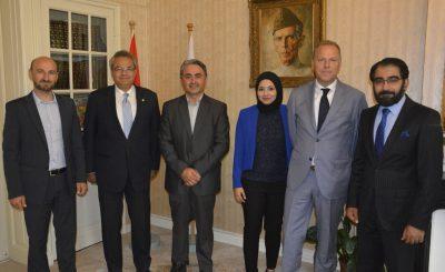 HOGIAF Commissie Pakistan en Pakistaanse Ambassade gaan samenwerken