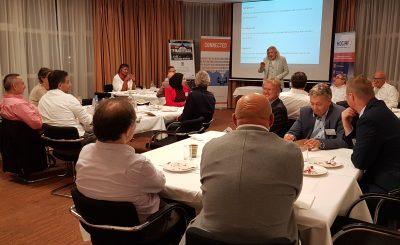 Succesvol diner van HOGIAF en NCD in kader van cross-culturele samenwerking