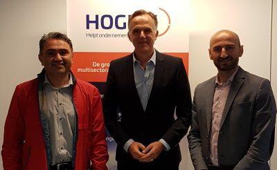 HOGIAF ontvangt Tweede Kamerlid van Raan van de Partij voor de Dieren