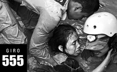 Steun de mensen in Sulawesi en geef aan Giro555!