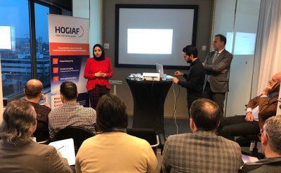 HOGIAF maakt nieuwkomers wegwijs in Nederland