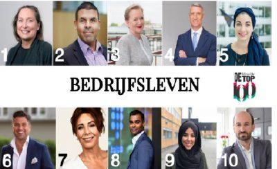 HOGIAF directeur in Kleurrijke Top 100
