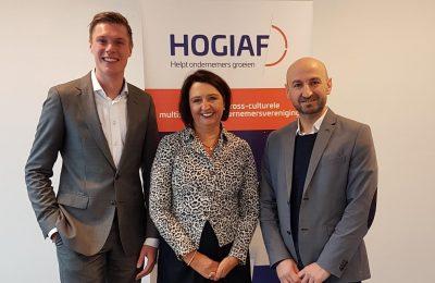 CDA Noord-Holland op bezoek bij HOGIAF