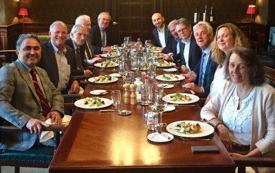Vergadering met RvA en CvA: uitdagingen en kansen voor HOGIAF